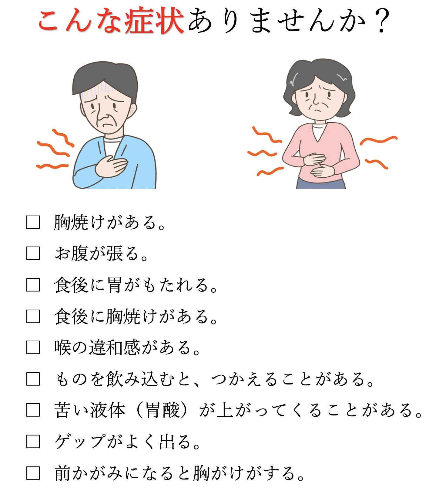 逆流 性 胃腸 炎 と は